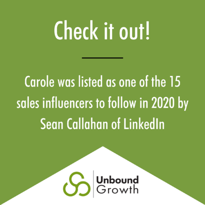 Sales Influencers to Follow in 2020