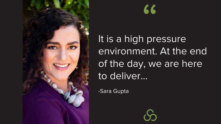 Sara Gupta Sales People Hide Failure