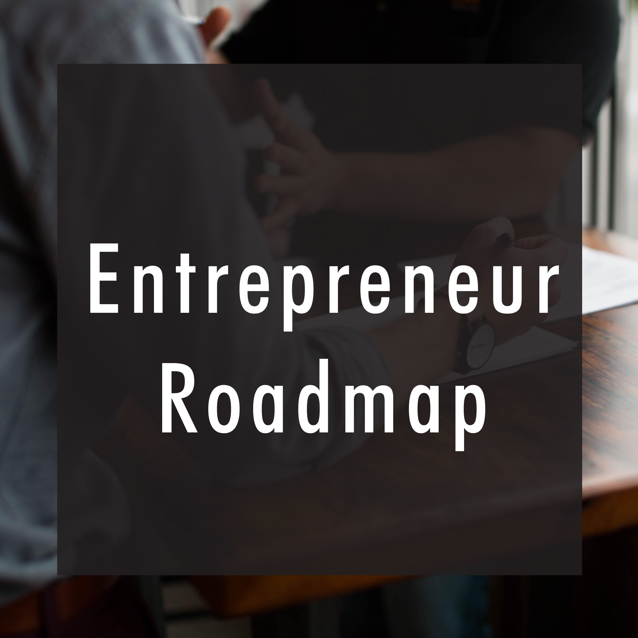 Entrepreneurs - Roadmap Page-3