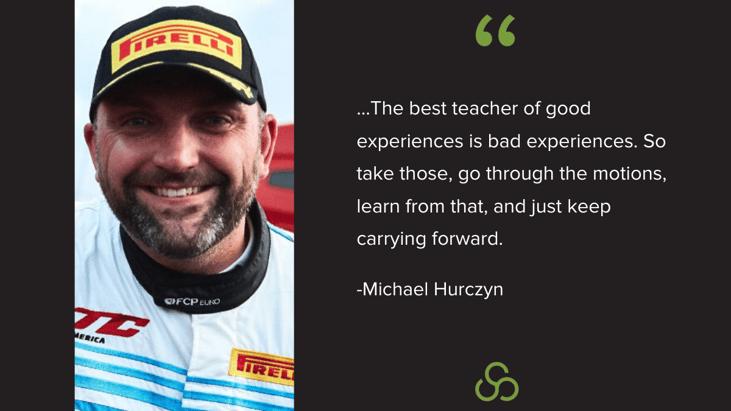 Michael Hurczyn - Navigating the Learning Curve