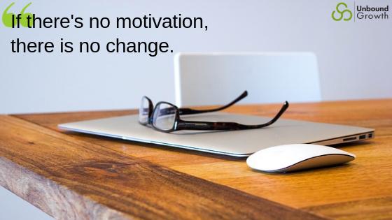 No Motivation, No Change