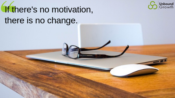 No Motivation, No Change