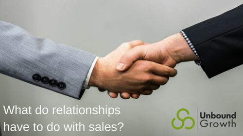 Relationships & Sales