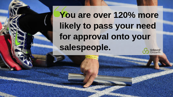 Sales Managers- What's your approval got to do with it_