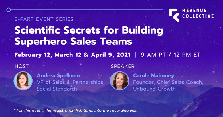 Series - Scientific Secrets for Building Superhero Sales Teams (1)-1