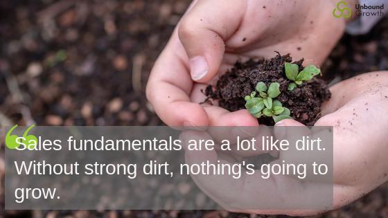Strong Dirt