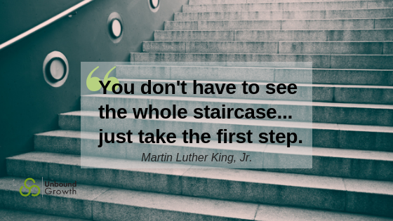 the importance of next steps in sales