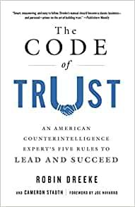 The Code of Trust By Robin Dreeke